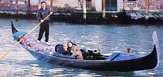 Soon-Yi Previn - Woody Allen and Soon-Yi Previn in Venice