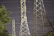 Sample of high-voltage transmission lines owned, operated and maintained by WAPA