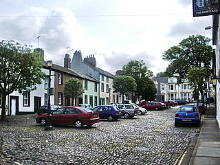 Workington Human settlement in England