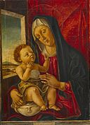 Workshop of Bartolomeo Vivarini - Madonna and Child - Walters 371218.jpg