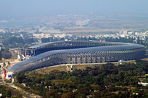 World Game 2009 Stadium completed.jpg