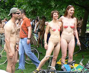 World Naked Bike Ride London 2007.jpg