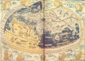 World of Ptolemy as shown by Johannes de Armsshein - Ulm 1482.png