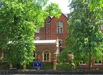 Wycliffe Hall, Oxford - Wycliffe Hall Old Lodge