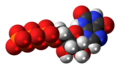 Xanthosine triphosphate anion spacefill.png