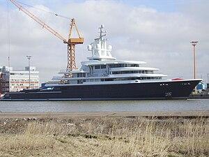Luna Yacht Wikipedia