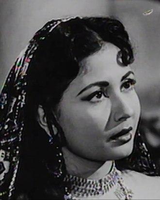 Meena Kumari - Meena Kumari in Yahudi (1958)