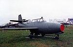 Yakovlev Yak-23 Yakovlev Yak-23UTI Khodinka Air Force Museum Sep93 2 (17151058185).jpg