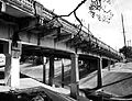 Yale Street Bridge over White Oak Bayou, Houston, Texas 0423111715BW (5650770448).jpg