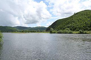 Greater Khingan mountain range