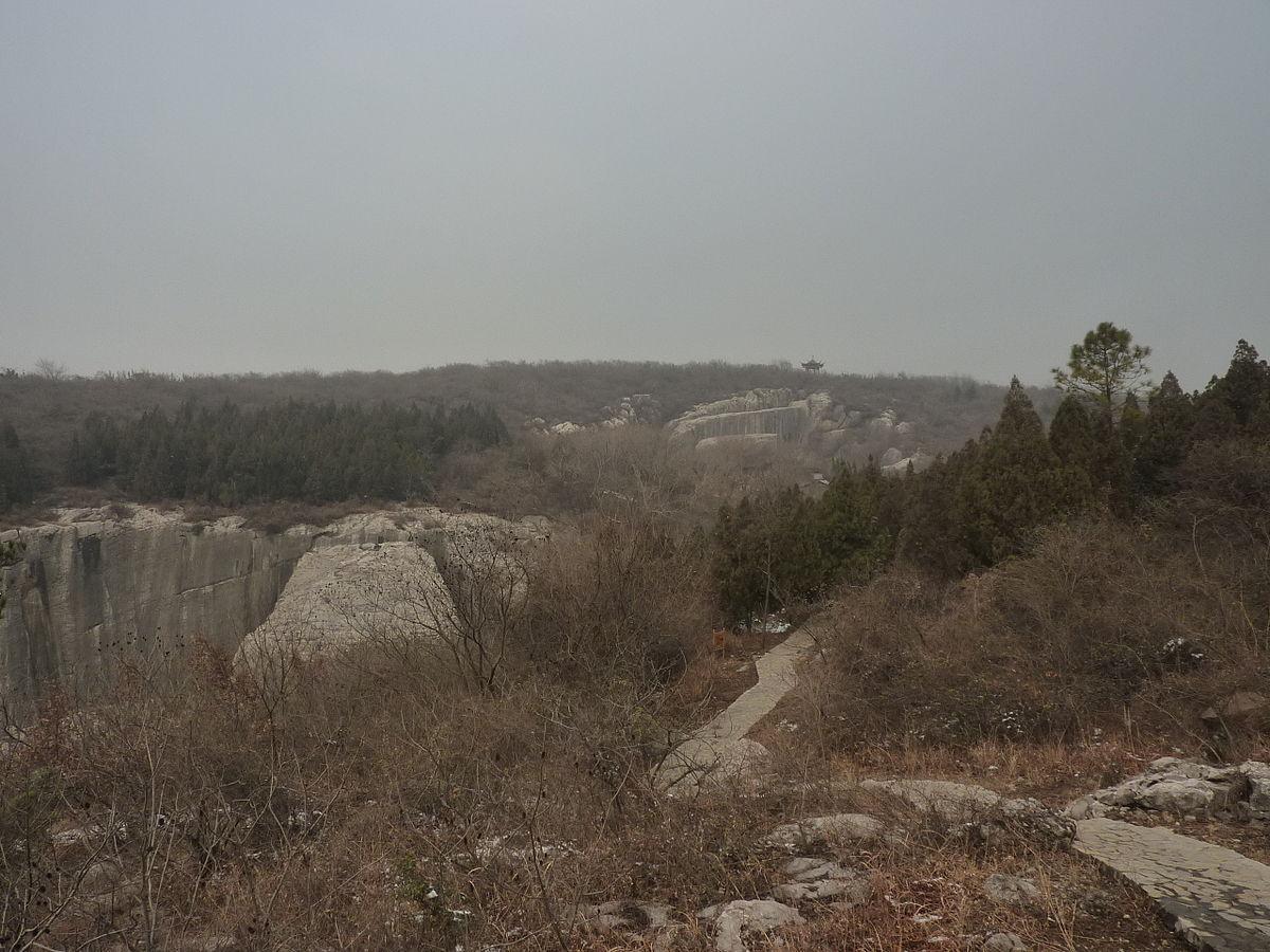 Yangshan Quarry - Wikipedia