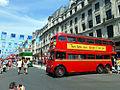 YearOfTheBus-LondonJune2014-LookingAlongRegentStreet1-P1310434 (14484912521).jpg