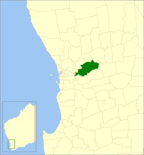 Shire of York Local government area in Western Australia