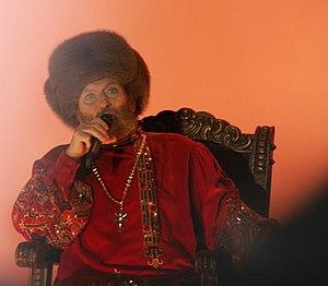 Ivan Rebroff - Ivan Rebroff in 2006