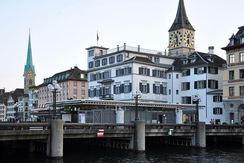 File:Zürich - Gmüesbrugg - Limmatquai 20100522 202822 ShiftN.jpg
