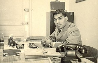 Zine El Abidine Ben Ali - Ben Ali, Tunis 1961.
