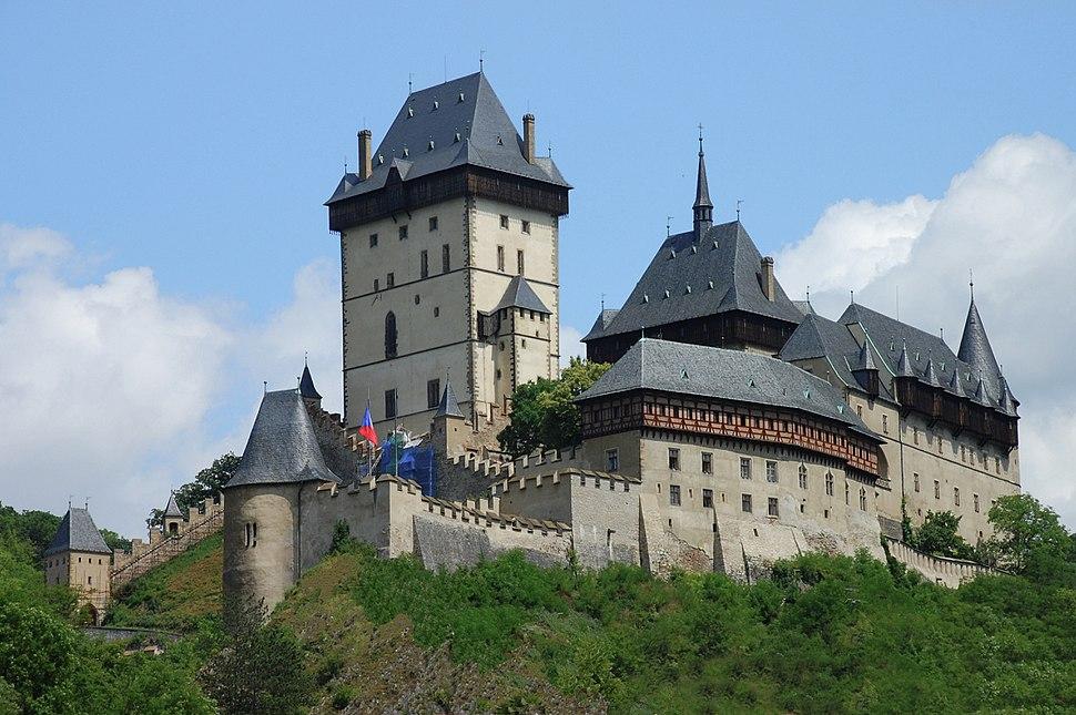 Zamek Karlštejn