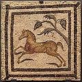Zaragoza - Museo - Villa Fortunatus - Mosaico septiembre.jpg