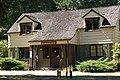 Zig Zag Ranger Station in the Summer.JPG