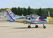 Zlin Z-142C AF, Czech Republic - Air Force AN1550736.jpg