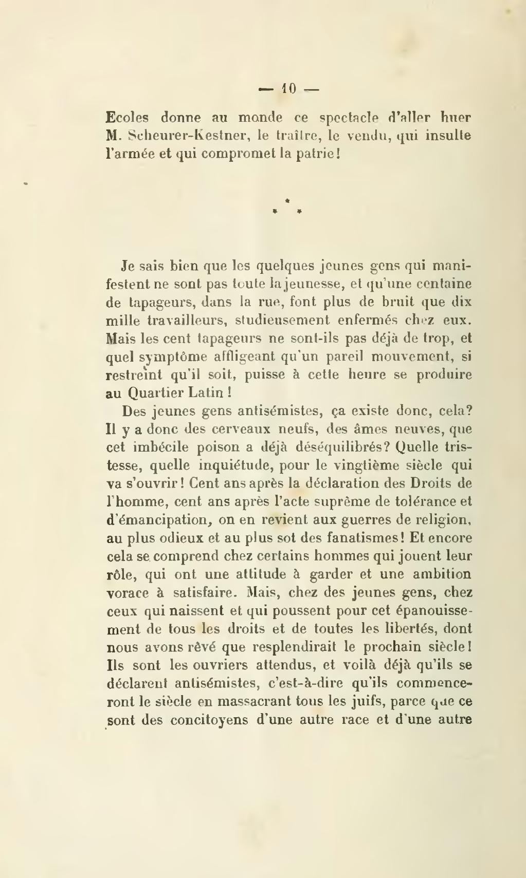 zola lettre à la jeunesse Page:Zola   Lettre à la jeunesse, 1897.djvu/16   Wikisource zola lettre à la jeunesse