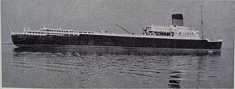 SS Europa (1928) - Liberté being scrapped in La Spezia, 1964