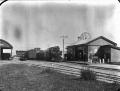 """N"" class Baldwin locomotive at Duntroon Railway Station ATLIB 308342.png"