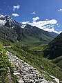 """Stone path to valley of flowers Chamoli, India"".jpg 16.jpg"