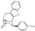 (3S,5S,8R)-3-(4-methylphenyl)-9,18-diazapentacyclo(9.7.0.0²,⁸.0⁵,⁹.0¹²,¹⁷)octadeca-1(11),12(17),13,15-tetraene.png