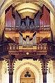 Église St-Rémi Forbach orgue de tribune.JPG