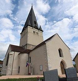 Église St Didier Savigna Valzin Petite Montagne 2.jpg