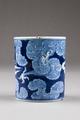 Östasiatisk keramik. Penselburk - Hallwylska museet - 95768.tif