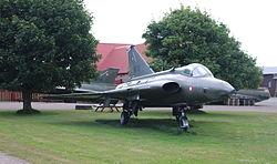 Österlens flygmuseum juli 2015.jpg