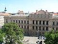 Ústavní soud, Brno Joštova - pohled z krajského úřadu.jpg