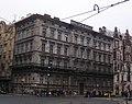 Činžovní dům Na Kocandě (Staré Město), Praha 1, Křižovnická 14, Staré Město.JPG