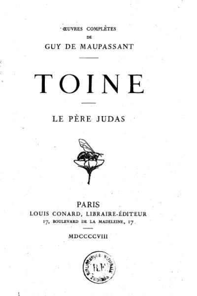 File:Œuvres complètes de Guy de Maupassant, XI.djvu