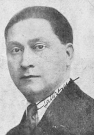 National Socialist Party (Romania) - Image: Ștefan Tătărescu, Realitatea Ilustrată, No 38, 1929