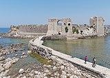 Κάστρο Μεθώνης 1795.jpg