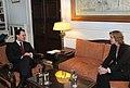 Συνάντηση ΥΠΕΞ Δ. Δρούτσα και ΥΦΥΠΕΞ Σ. Κουβέλη με Επίτροπο C. Hedegaard - FM D. Droutsas and Deputy FM S. Kouvelis meets with Commissioner Hedegaard (5712373371).jpg