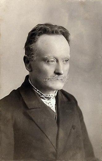 Ivan Franko - Franko in 1910