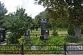 Братська могила п'яти льотчиків і могила Героя Радянського Союзу Бабкіна М. М. DSC 0044.jpg