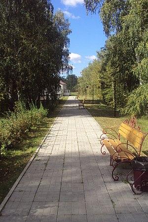 Kormilovsky District - Park in Kormilovsky District