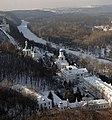 Вид на Святогорский Историко-архитектурный заповедник - panoramio.jpg