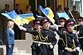 Випуск ліцеїстів Луганського обласного ліцею-інтернату з посиленою військово-фізичною підготовкою (28599798918).jpg
