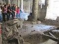 Відкрита лекція керівника археологічних досліджень Михайла Сагайдака на Поштовій Площі, м.Київ (6).jpg