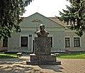 Городок - Пам'ятник поету Т. Г. Шевченку DSCF1188.JPG