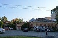 Госпиталь Верх-Исетского завода, флигель, ВИЗ-бульвар,15 2.JPG