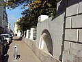 Града с воротами по Милютинскому переулку 04.JPG