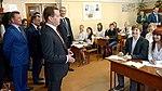 Дмитрий Медведев в гимназии имени К.Д.Ушинского.jpg