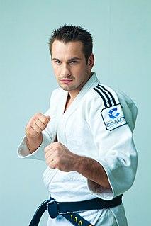 Dmitri Nossov Russian judoka